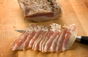 Photo credit: http://www.salumicuredmeats.com/products/guanciale.htm