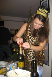 A little throwback to NYE 2010!